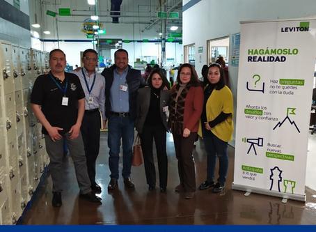 Estado apoya a empresa maquiladora en capacitación y contratación de personal en Jiménez