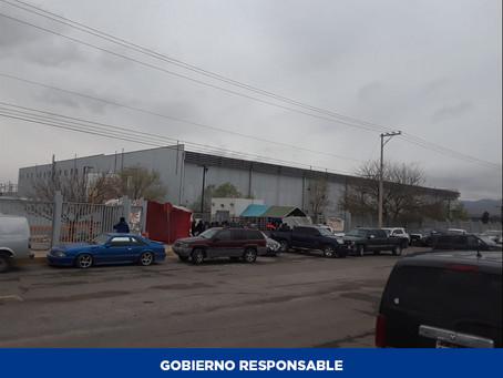 Brinda STPS asesoría y representación a afectados por el cierre de la empresa NAMS en Ciudad Juárez