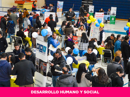 Realizan con éxito la Feria de Empleo con perspectiva de inclusión laboral