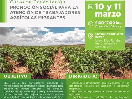 Invitan a curso gratuito de capacitación sobre responsabilidad social empresarial en el campo