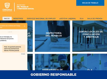 Ampliará Secretaría del Trabajo en sus instalaciones protocolos preventivos al COVID-19