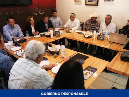 Ofrece Gobierno del Estado acción interinstitucional a productores agrícolas