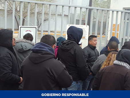 Concluyen embargos precautorios a la totalidad de los bienes de la maquiladora NAMS de Ciudad Juárez