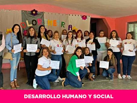 Estado inicia cursos de Colorimetría y Decorado de Eventos en Jiménez
