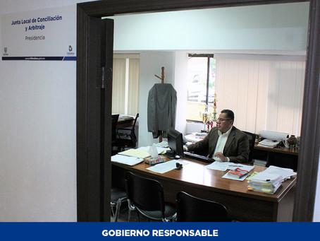 JLCA incrementa fuerza laboral para mejorar atención a usuarios en Juárez