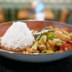 #16 Pad Biau Wan | Thai süß/sauer