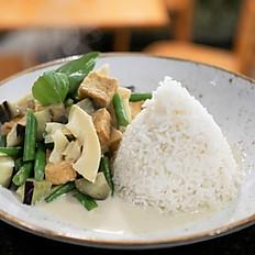 #22 Gäng Kiau Wan | Grünes Curry