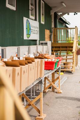 Commodity Food Distribution