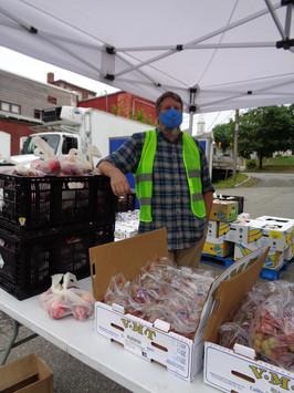 Dexter Mobile Food Distribution