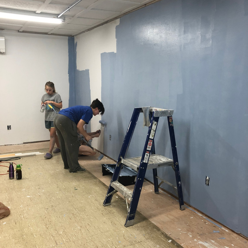 blue room painting 2