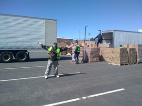 Special USDA Food Distributions Come to a Close