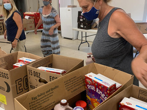 Big Vision, Big Moves to Feed Families in Milo Over the Summer