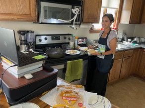 Breaking Down Barriers--One (Virtual) Cooking Class at a Time