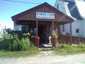 Generational Farming with the Wyman's