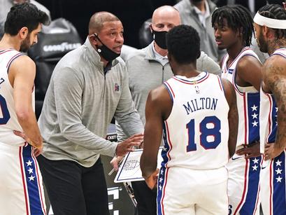 Doc Rivers e il problema degli allenatori neri in NBA