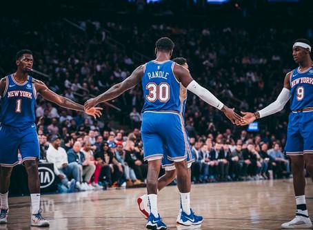 I Knicks potranno essere competitivi nei prossimi 5 anni?