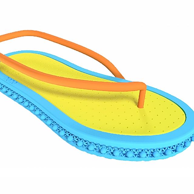 Growing Flip Flop