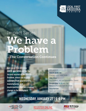 Local First AZ Impact Series Panel Session Recording