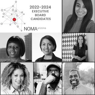 NOMAaz Executive Board Elections 2022-2024
