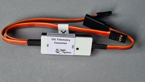 Using the ESC Telemetry Converter with Castle Creations ESCs