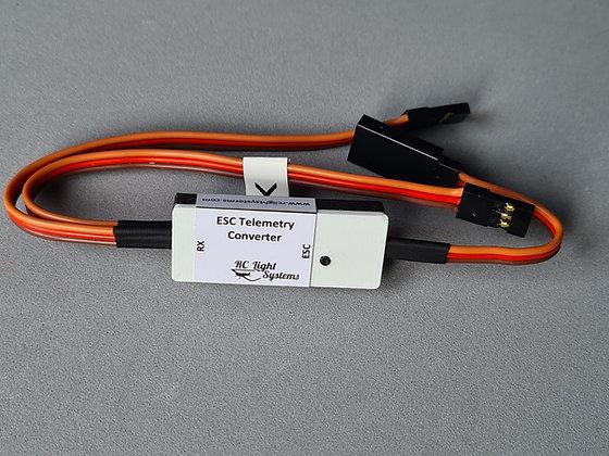ESC Telemetry Converter
