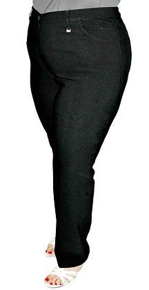 Pantalon confort noir