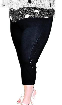 Panta corsaire noir