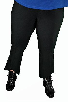 Pantalon Bi Strech uni noir