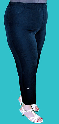 Pantalon 3/4 bleu marine