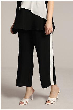 Pantalon noir/Blc Paban