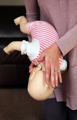 Desengasgo bebê
