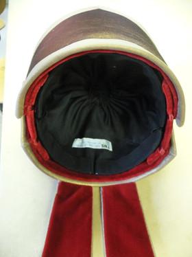 Mître adaptée à un tour de tête du 55 au 61