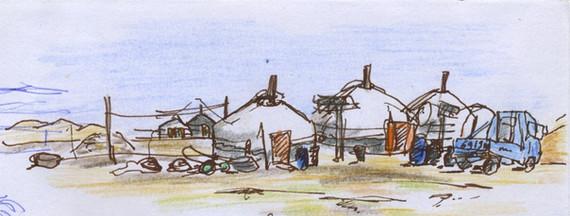 Octobre en Mongolie