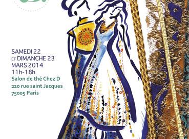 Nouvelle collection exposée Chez D à Paris