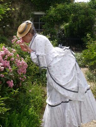 Robe 1875 Méry Laurent