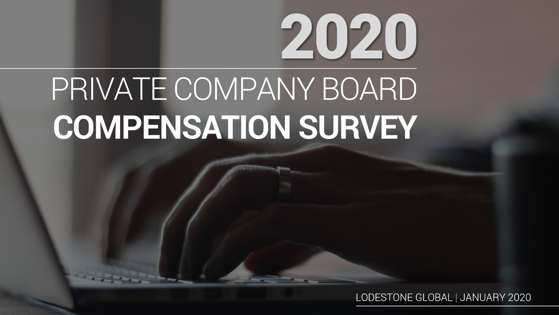 2020 Board Compensation Survey