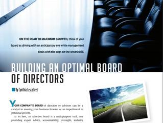 Building an Optimal Board of Directors