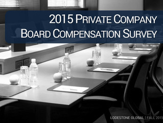 Private Company Compensation Grows 8% in 2015, New Data Shows