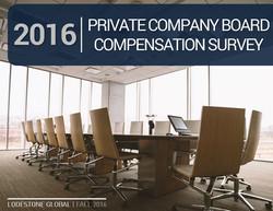 Board Compensation Survey 2016