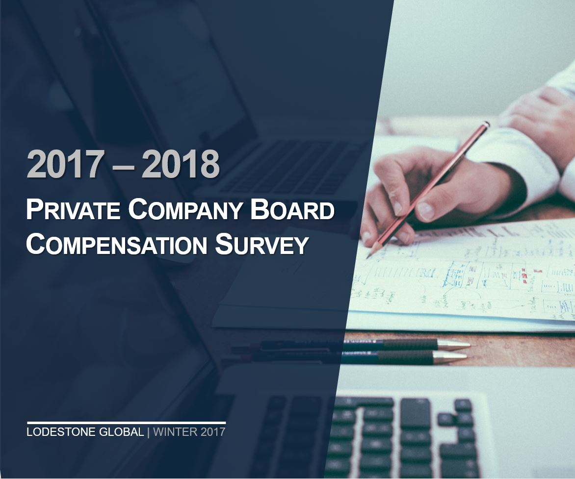 Board Compensation Survey 2017-2018