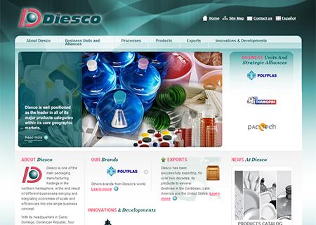 DIESCO, MANUFACTURING