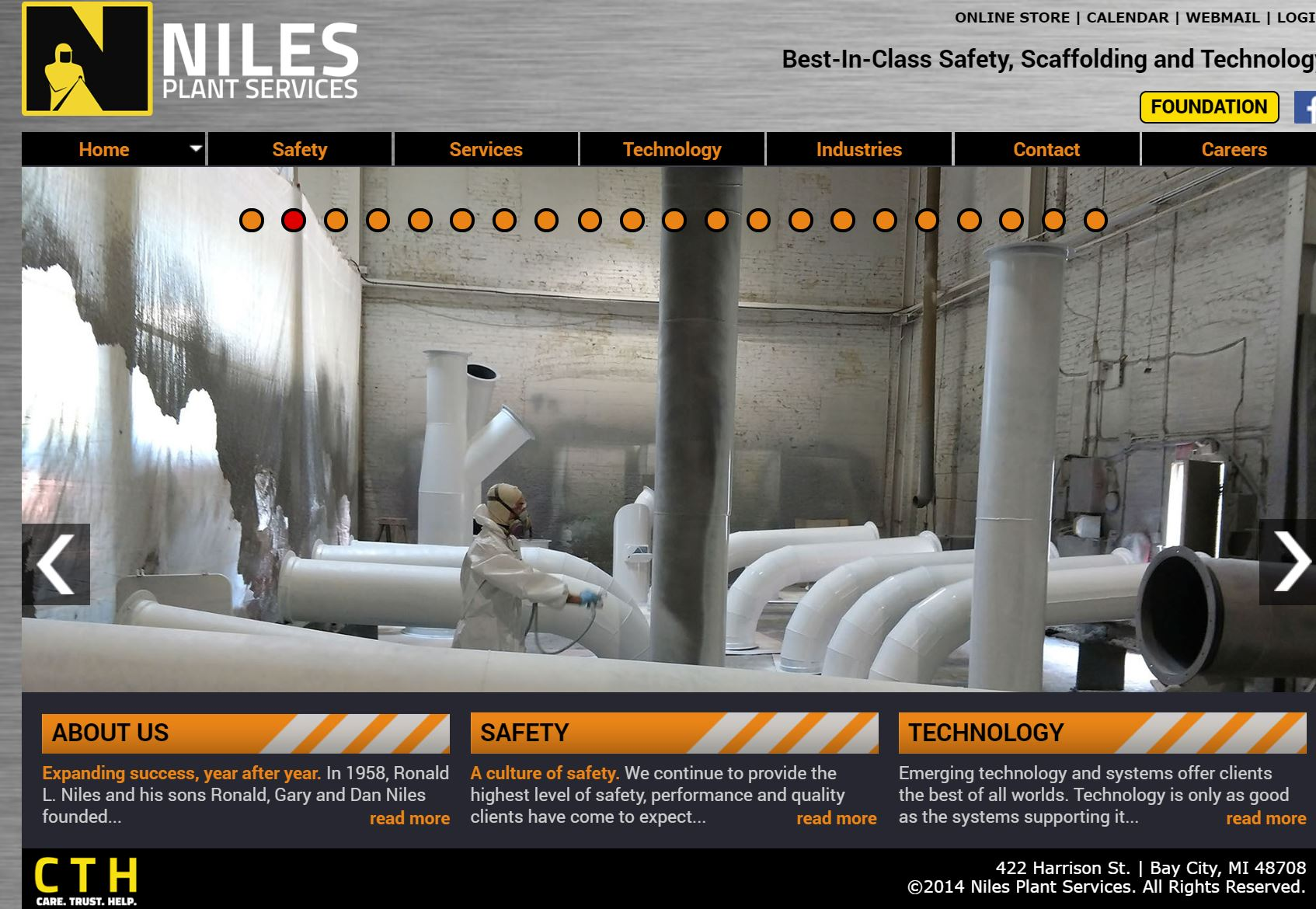 NILES INDUSTRIAL COATINGS