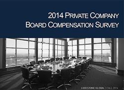 Board Compensation Survey 2014