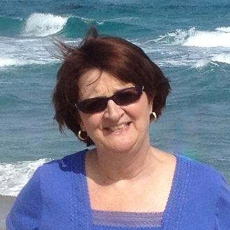 Brenda Mize Garza, Author of The Beach House on Beach