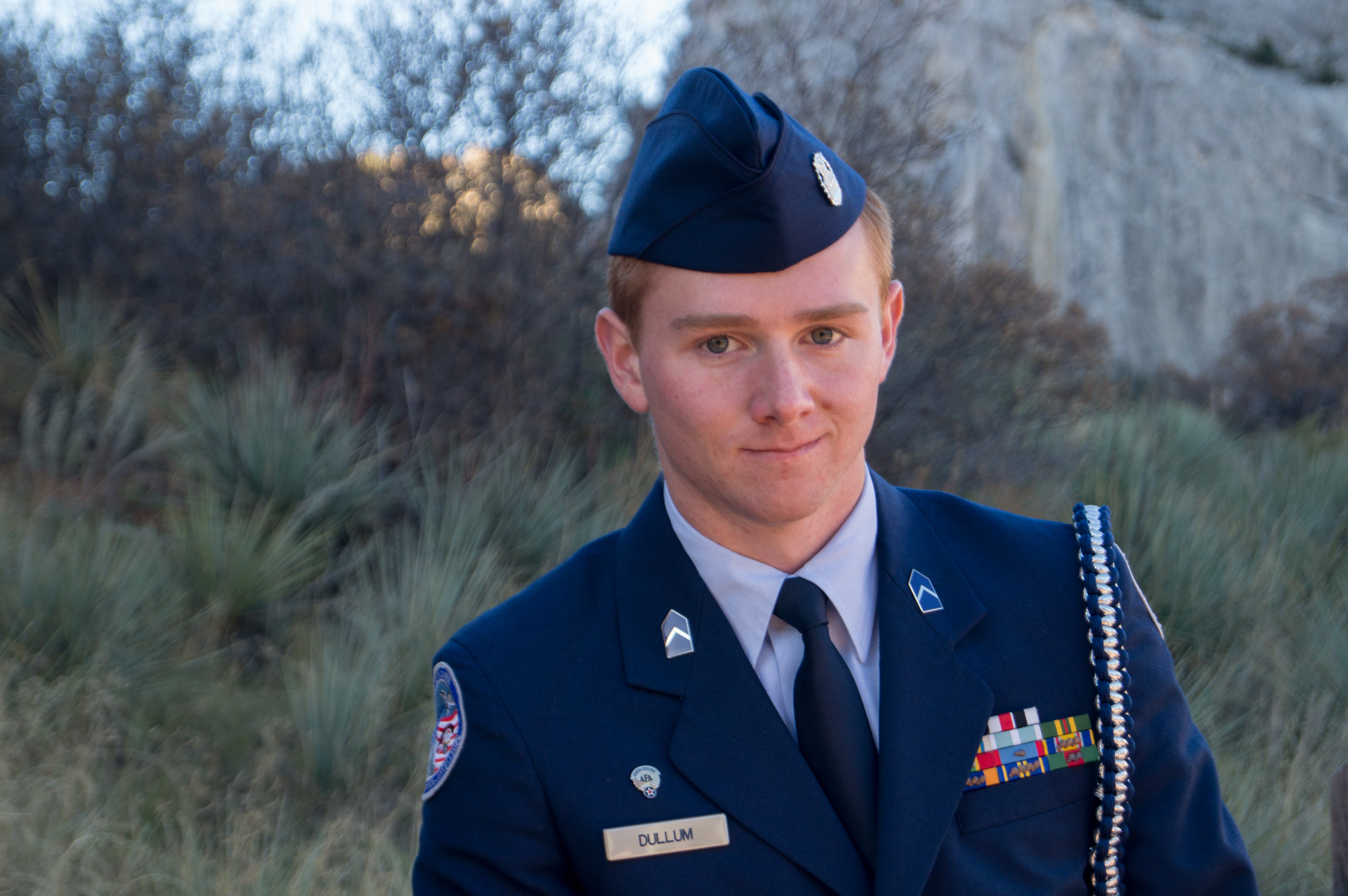 ROTC Senior Photo