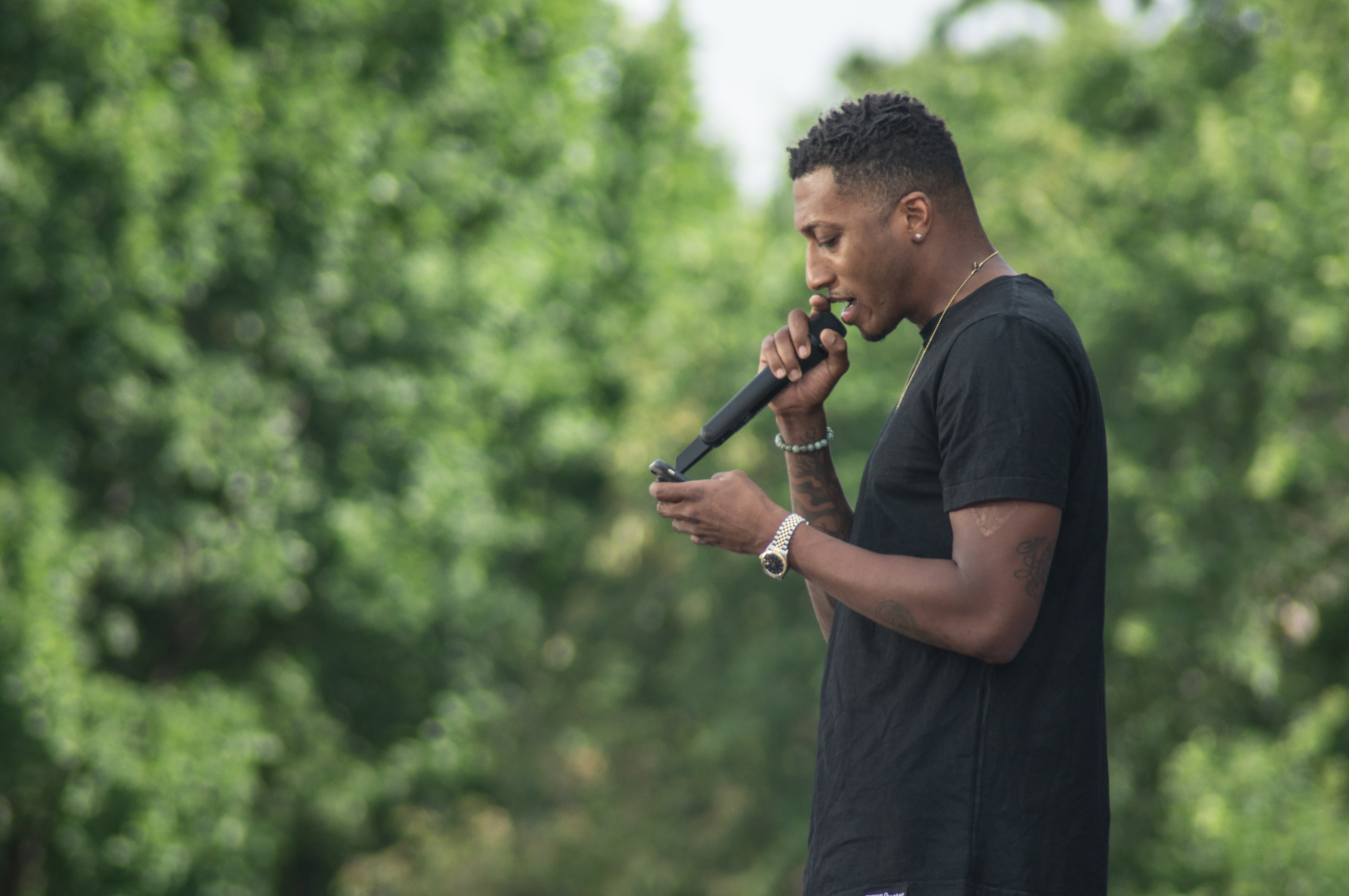 Lecrae at Together 2016