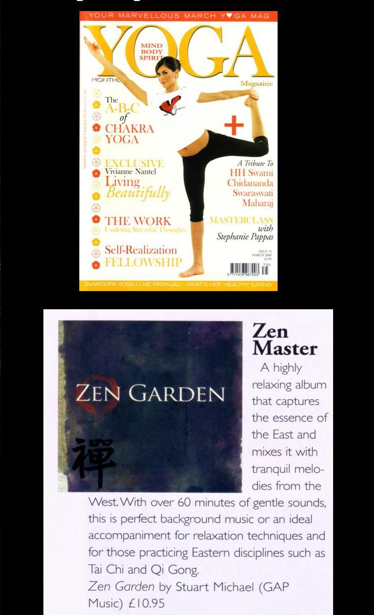 Zen Garden - Yoga Magazine