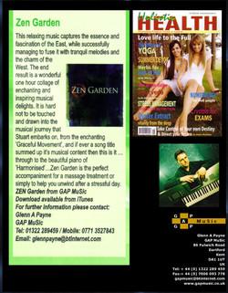 Zen Garden - Holistic Health Magazine