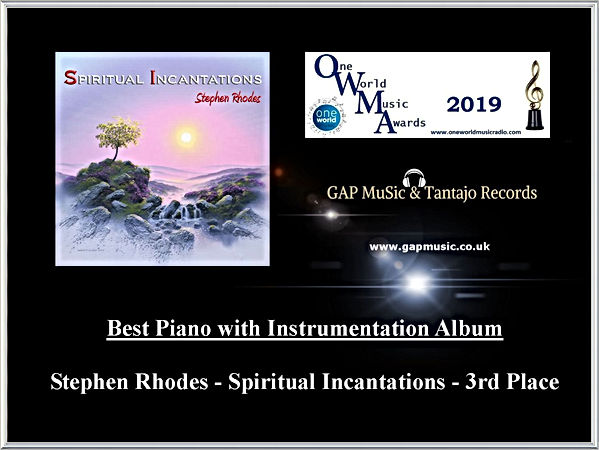 Spiritual Incantations - One World Music