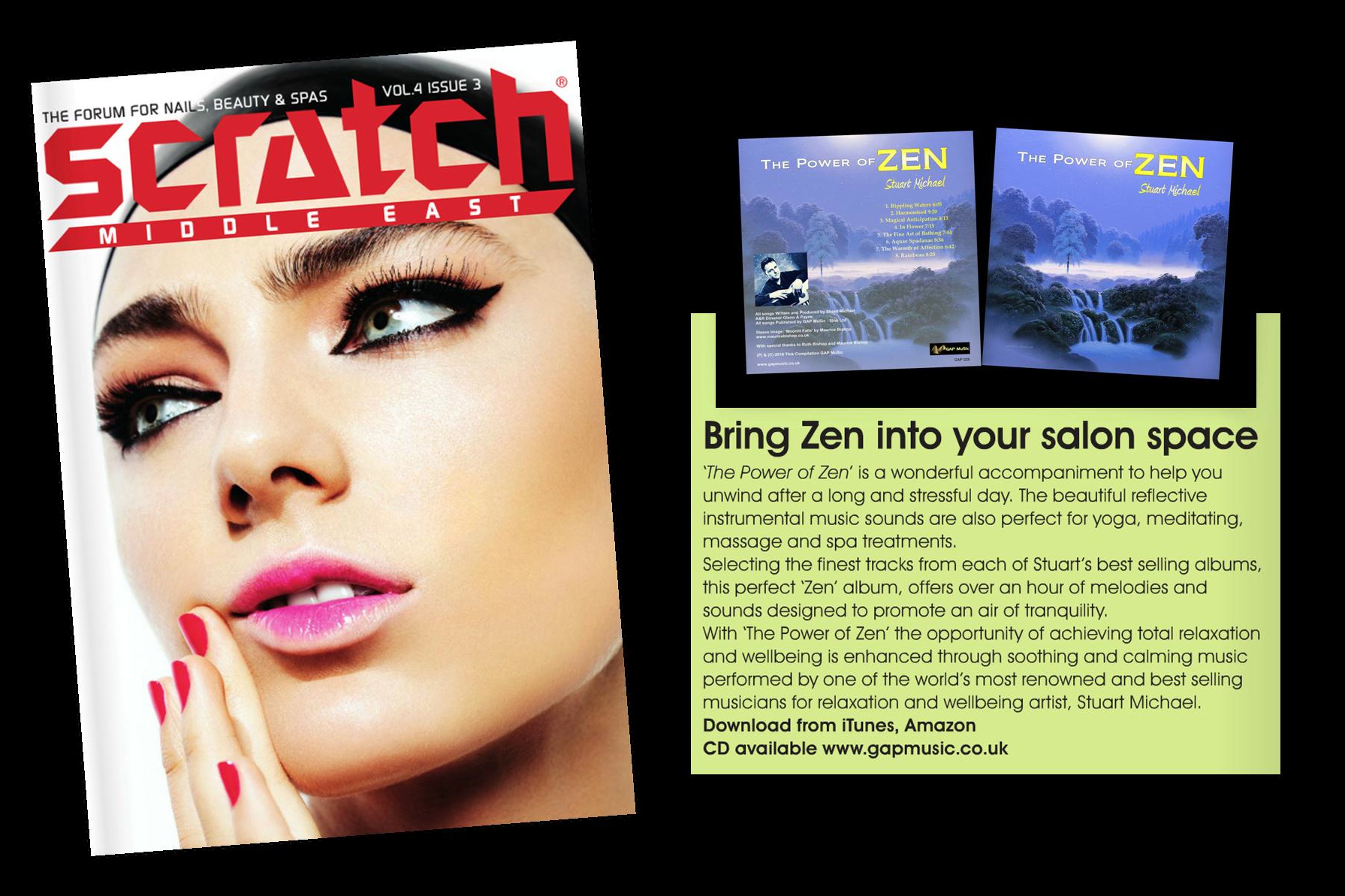 Scratch Magazine - The Power of Zen